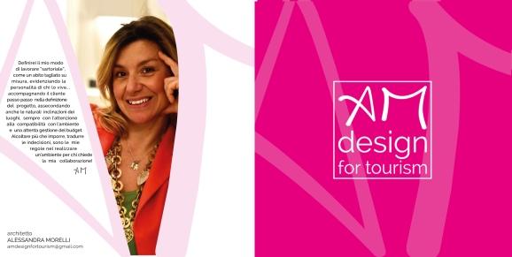 Brochure AM Design for Tourism
